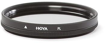 Hoya 77mm Linear Polarizer Glass Filter Camera Lens Accessories