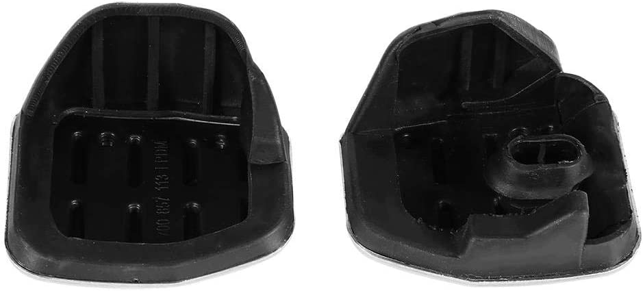 Qiilu Stainless Steel Manual Pedal MT Kit