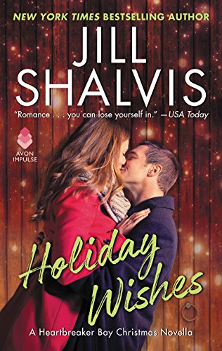 Holiday Wishes: A Heartbreaker Bay Christmas Novella (Kindle Single) cover