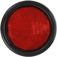 R/ückstrahllicht Shapeline Style HELLA 8RA 013 347-051 R/ückstrahler hinten links rot waagerecht klebend