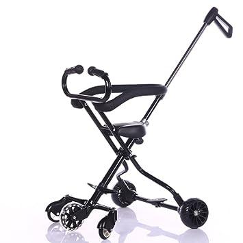Trolley LXZXZ - Carro para niños de 1 a 6 años 5 ruedas ...