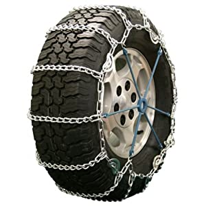 Quality Chain Road Blazer Cam 5.5mm Link Tire Chains (2228QC)