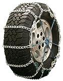 Quality Chain Road Blazer Cam 5.5mm Link Tire Chains (2228QC)