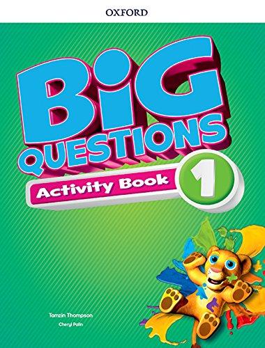 Big Questions 1. Activity Book - 9780194101462