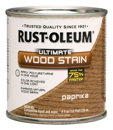 rust-oleum-260369-ultimate-wood-stain-half-pint-paprika