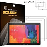 Mr Shield For Samsung Galaxy Note Pro 12.2 & Tab Pro 12.2 Premium Clear [3-Pack] Screen Protector with Lifetime Replacement Warranty