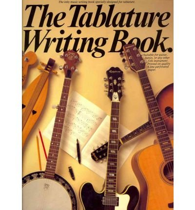 [(Tablature Writing Book)] [Author: Music Sales Corporation] published on (November, 2000) pdf epub