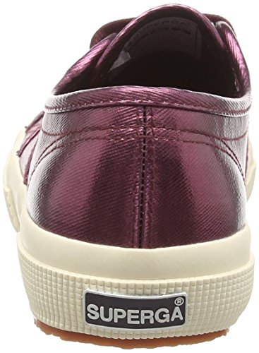 Femme Superga Baskets 2750 bordeaux 943 Cotmetu RwYHxwP