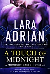 A Touch of Midnight: A Midnight Breed Novella (The Midnight Breed Series Book 1)