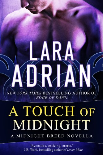 A Touch of Midnight: A Midnight Breed Novella (The Midnight Breed Series) by [Adrian, Lara]
