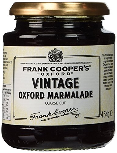 (Frank Coopers Vintage Coarse Cut Oxford Marmalade 16 oz. 454g)