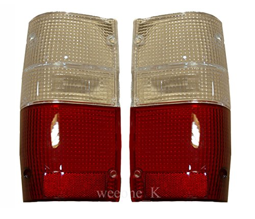 mitsubishi mighty max tail lights - 2
