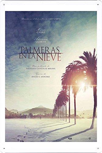 Tin Poster Movie Film Sign 8