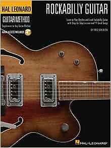 Amazon.com: Hal Leonard Rockabilly Guitar Method (Hal