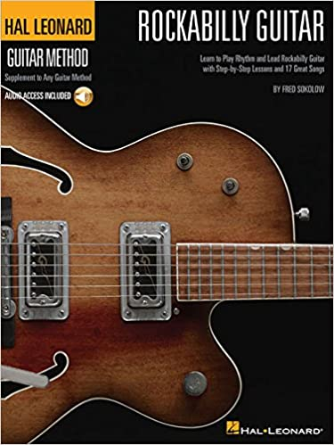Rockabilly Guitar Book