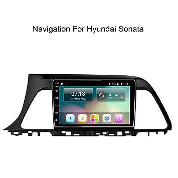 Android Car MP5 Player con Pantalla Táctil De 9 Pulgadas GPS ...
