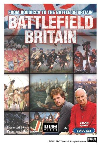 Battlefield Dvd - Battlefield Britain