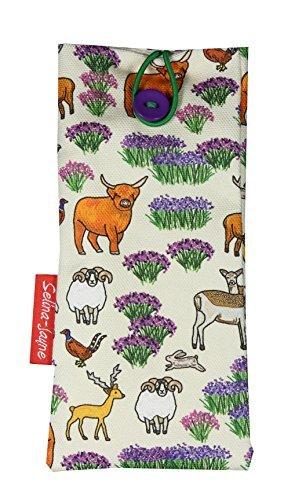Selina-Jayne Scottish Highlands Limited Edition Designer Soft Fabric Glasses - Designer Glasses Edinburgh