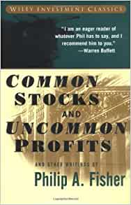 common stocks and uncommon profits by philip fisher free pdf