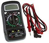 Digital Multimeter with Back Light LCD Display MM6162L