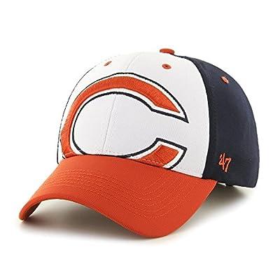 '47 Chicago Bears Men's Adjustable Hat Big Show MVP from '47 Brand