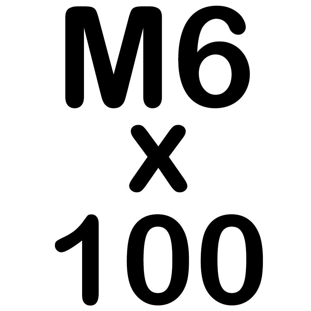 10 Sechskantschrauben Edelstahl M 10 x 70 mm Vollgewindeschrauben Schrauben DIN 933 A2