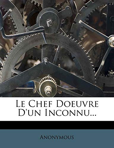 Le Chef Doeuvre Inconnu [Pdf/ePub] eBook