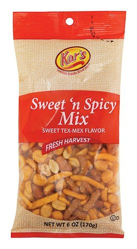 Kars Sweet N Spicy 6 Oz - Case Pack 12 SKU-PAS1123230