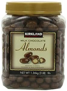 Signature's Milk Chocolate, Almonds, 48 Ounce