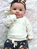 Baby-Girl-Clothes-Long-Sleeve-Hoodie-Sweatshirt-Floral-Pants-with-Headband-Outfit-Sets