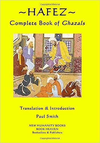 Hafez - Complete Book Of Ghazals por Hafez epub