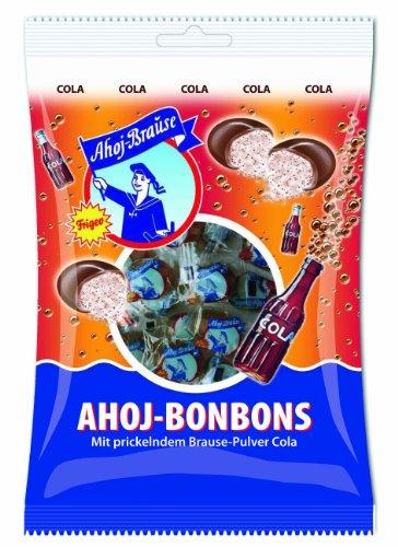 Frigeo Ahoj-Brause Ahoj-Bonbons Cola, 5-er Pack (5 x 150 g)