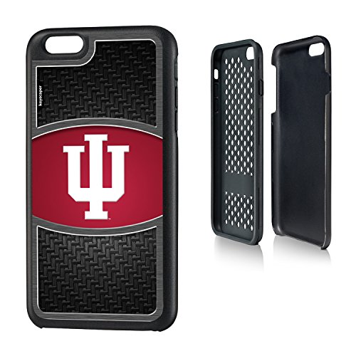 Keyscaper Indiana Hoosiers iPhone 6 Plus and 6s Plus Rugged Case NCAA