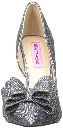 Betsey Johnson Prince Dorsay Pump