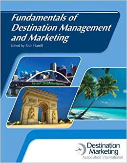 Book Fundamentals of Destination Management and Marketing with Answer Sheet (Ahlei) (Ahlei - Travel and Tourism)