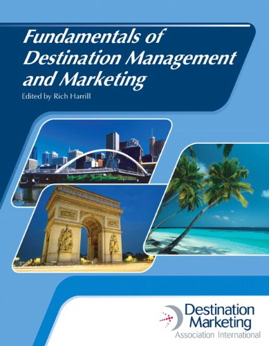 Fundamentals Of Destination Management And Marketing With Answer Sheet  Ahlei   Ahlei   Travel And Tourism