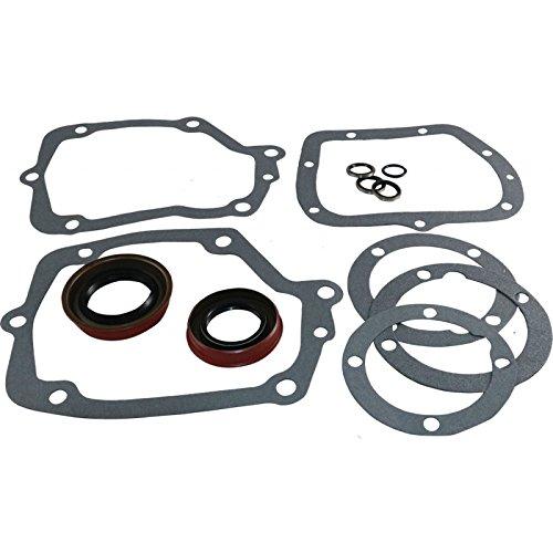 Eckler's Premier Quality Products 25126478 Corvette Transmission Gasket & Seal Kit Muncie - Transmission Corvette C3