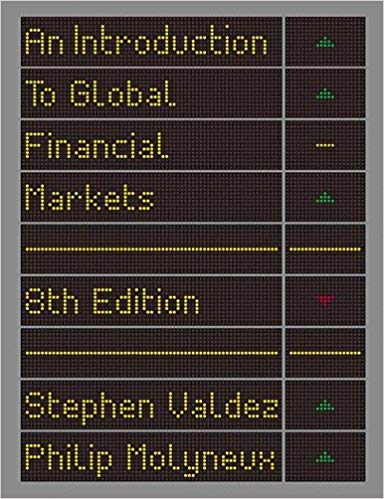[1137497556] [9781137497550] An Introduction to Global Financial Markets, 8th edition -Paperback
