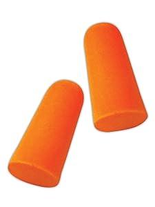 Magid Glove & Safety E2 IHP932J Jumbo Sized Disposable Foam Earplugs, Large