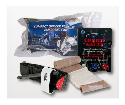 Compact Officer Response Emergency (CORE) Kit by North American Rescue