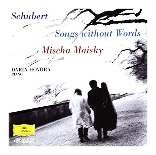 Schubert: Songs Without Words (Song Cello)