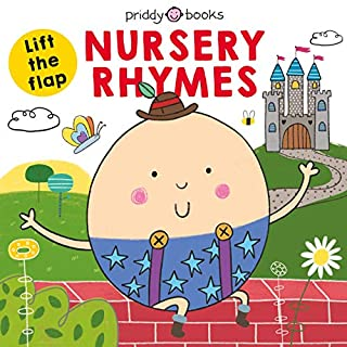 Lift the Flap: Nursery Rhymes (What's In My?)