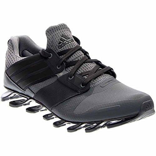 buy online bcd41 6a865 Adidas Springblade Solyce Chaussures De Course Pour Hommes Aq5677 Gris    Core Noir   Collégial Royal