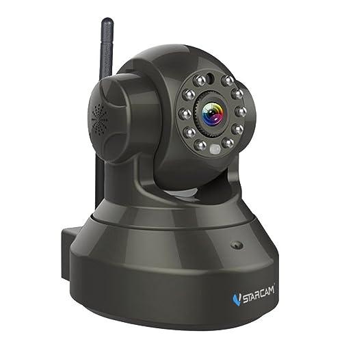365 opinioni per Vstarcam- 720p HD Telecamera Videosorveglianza con tecnologia senza fili Wi-Fi,