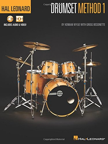 Hal Leonard Drumset Method - Book 1 Bk/Online Audio & Video (1 Method Video)
