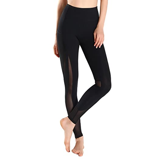 778e8c41efccaa Althlemon Women's Workout Leggings High Waist with Pockets - Yoga Pants for  Running Sports Fitness Gym