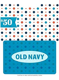 Amazon Com Old Navy Gift Cards Configuration Asin E Mail Delivery