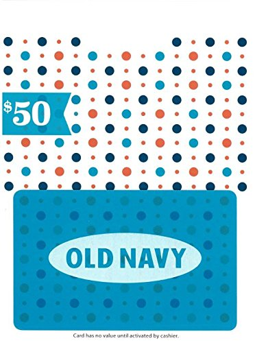 Old Navy $50 Gift Card from GAP