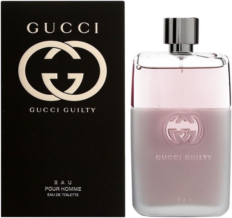Gucci Guilty Eau para hombre Eau De Toilette 90ml Aerosol