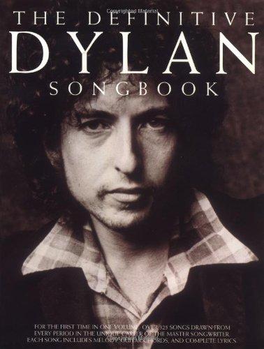 The Definitive Bob Dylan Songbook (Bob Dylan)